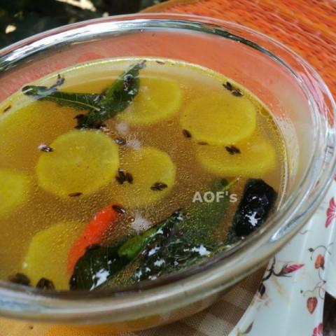 Photo of Gurubariya Ambila ( A rustic vegetable soup from Odisha ) by sweta biswal at BetterButter