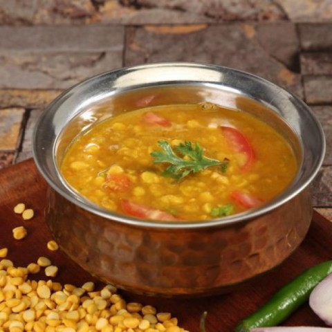 How to make Cholar Daal or Dal