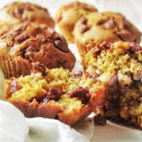 Photo of Cherry Chocolate Muffin by Tasneem Rajkotwala at BetterButter