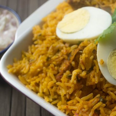 Photo of Chicken Biriyani/Biryani - Tamil Muslim Style by Kishorah Zaufer at BetterButter