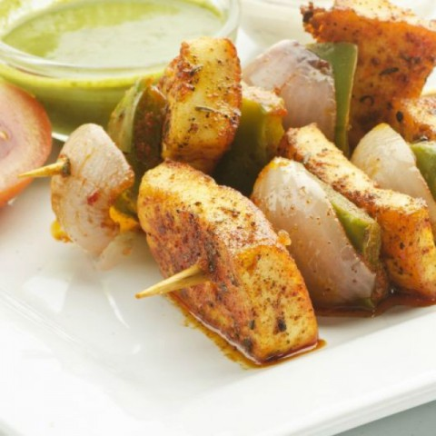 Photo of Paneer TIkka by Ruchira Hoon at BetterButter