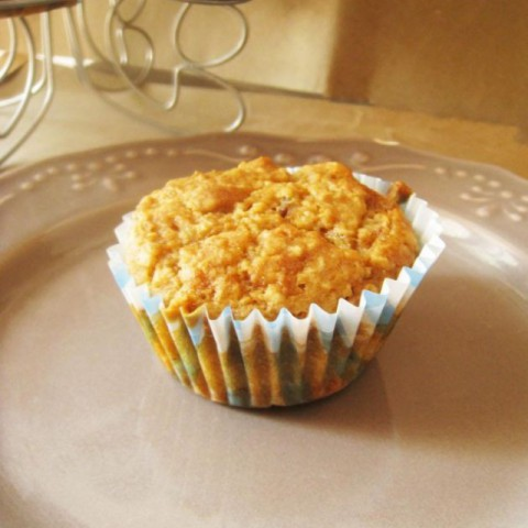 How to make Banana & Oats Muffin