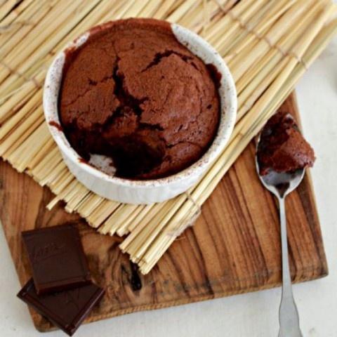 How to make Chocolate Cinnamon Souffle