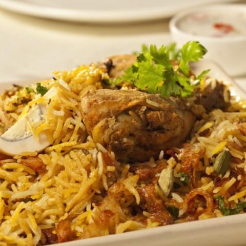 How to make Hyderabadi Biryani