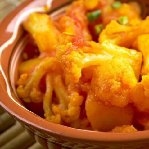 How to make Aloo Gobhi