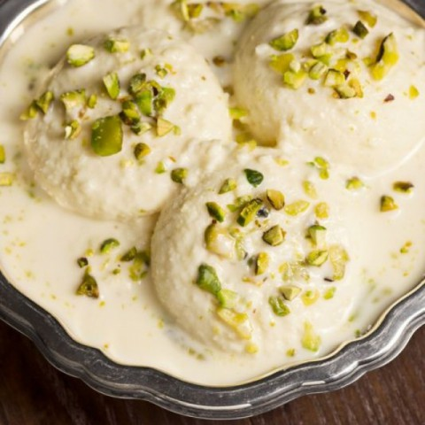 How to make Ras Malai