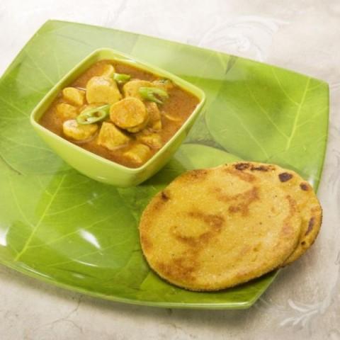 How to make Bajra roti