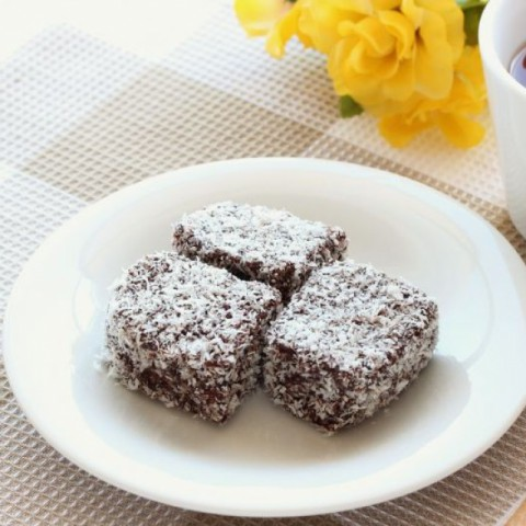 Photo of Lamingtons by Radhika Khandelwal at BetterButter