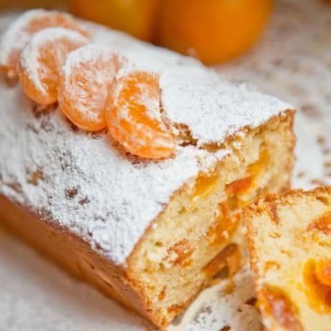 Photo of Orange Segments Cake by Ruchira Hoon at BetterButter