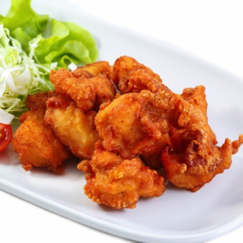 Photo of Japanese Fried Chicken (Karaage) by Sanjula Thangkhiew at BetterButter
