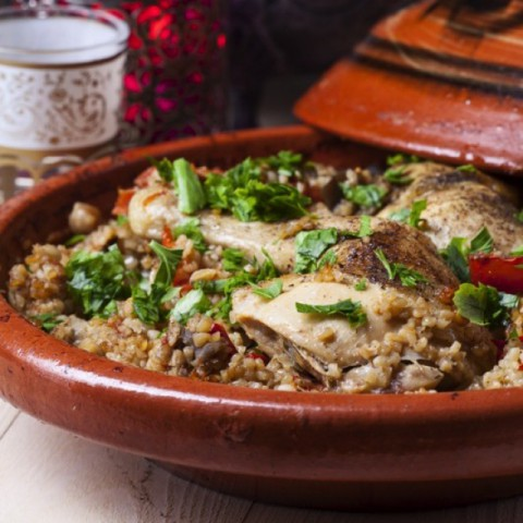 Photo of Tagine Chicken by Sakshi Khanna at BetterButter