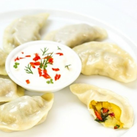 How to make Veg Momo's