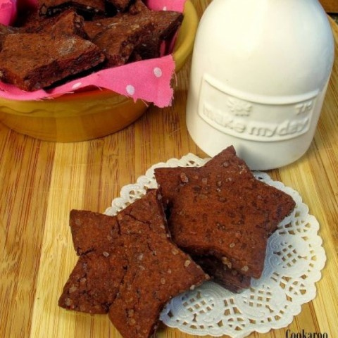 Photo of Brownie Sugar Cookies by Ruchira Hoon at BetterButter