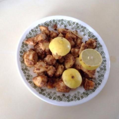 Photo of Lemon Ajwaini Arbee by Daman Bedi at BetterButter