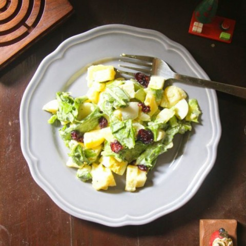 Photo of Egg & Potato Salad by Maria George at BetterButter