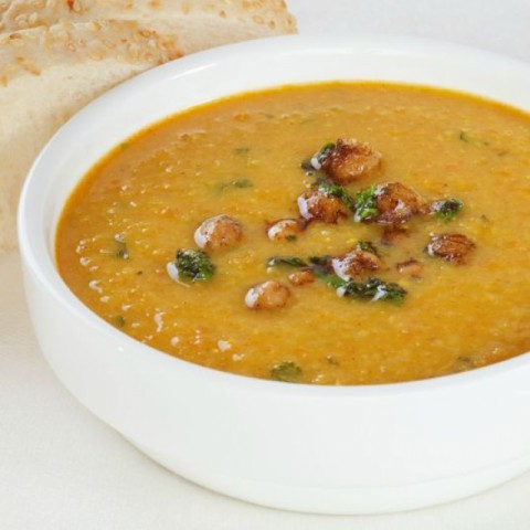 How to make Masoor ki Dal or Red Lentils