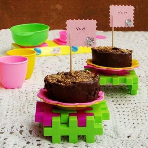 How to make बिना बेक किया हुआ चॉकलेट-बिस्किट मिनी केक