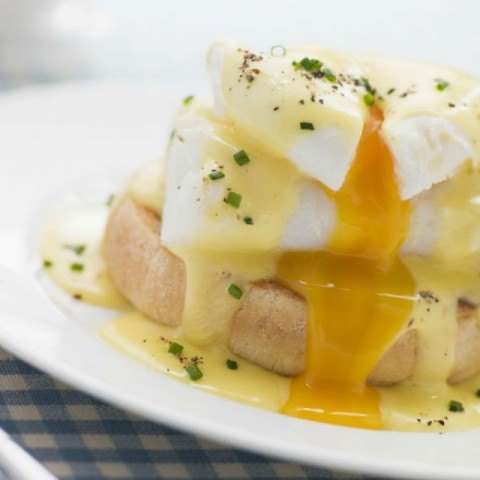 Photo of Eggs Benedict by Ruchira Hoon at BetterButter