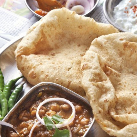 Photo of Chola Bhatura by Radhika Khandelwal at BetterButter