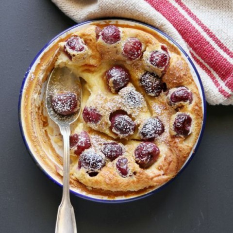 Photo of Clafoutis by Radhika Khandelwal at BetterButter
