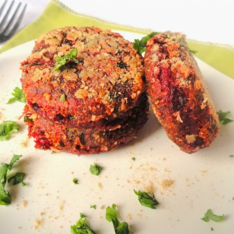 Photo of Beetroot Cutlets by Preeti Garg at BetterButter
