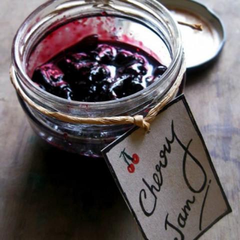 How to make Homemade Cherry Jam