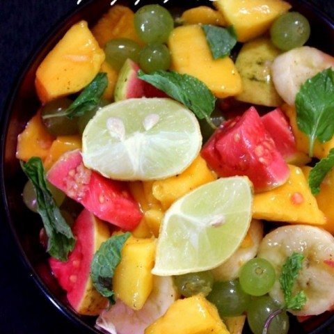 Photo of HONEY AND GINGER FRUIT SALAD by Priya Shiva at BetterButter