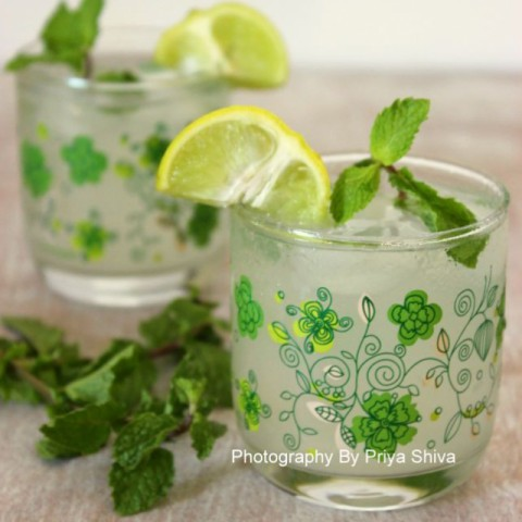 Photo of Mint Lemonade by Priya Shiva at BetterButter