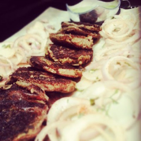 Photo of Mutton shaami kababs by Shirin Mehrotra at BetterButter