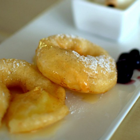 How to make gluten free apple fritters