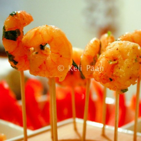 Photo of Lemony Prawns with Parsley by Anitha Nayak at BetterButter