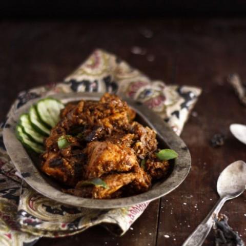 How to make Chicken Chettinad