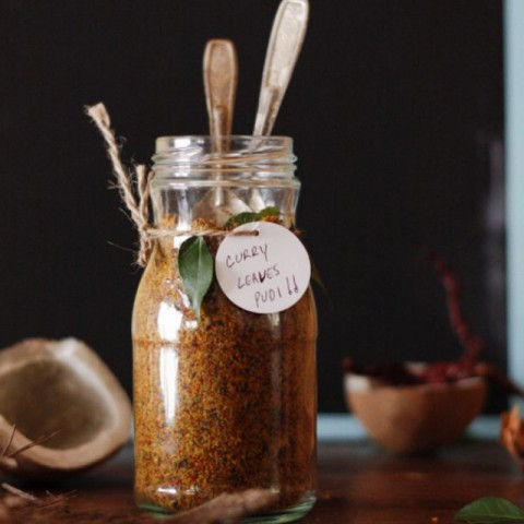 Photo of Curry Leaves Chutney Pudi/ Powder by Anitha Nayak at BetterButter