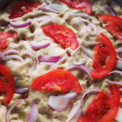 How to make Whole Wheat Focaccia