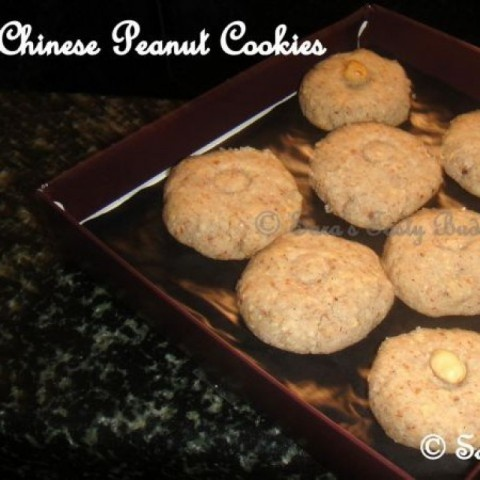 Photo of Chinese peanut cookies - Fah shan peng by sharanya palanisshami at BetterButter