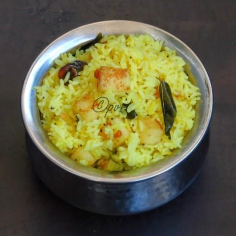 Photo of Paneer Lemon Rice by Priya Suresh at BetterButter
