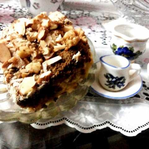 Photo of Armenian Nut Cake by Bindiya Sharma at BetterButter