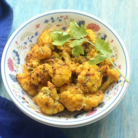 Photo of Achari Gobi (Cauliflower With Pickle Spices) by Shweta Agrawal at BetterButter