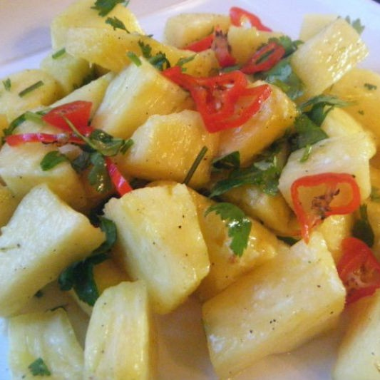 Photo of Pineapple Salad by Praveen Kumar at BetterButter