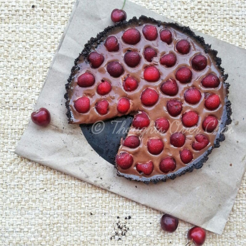 How to make No Bake Cherry Tart
