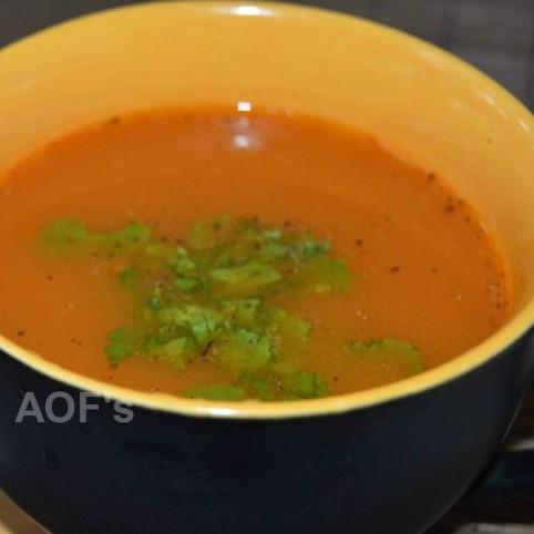 How to make Tamatar aur Dhaniya ka Shorba