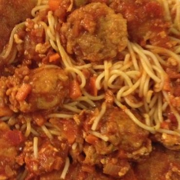 How to make Spaghetti with meatballs