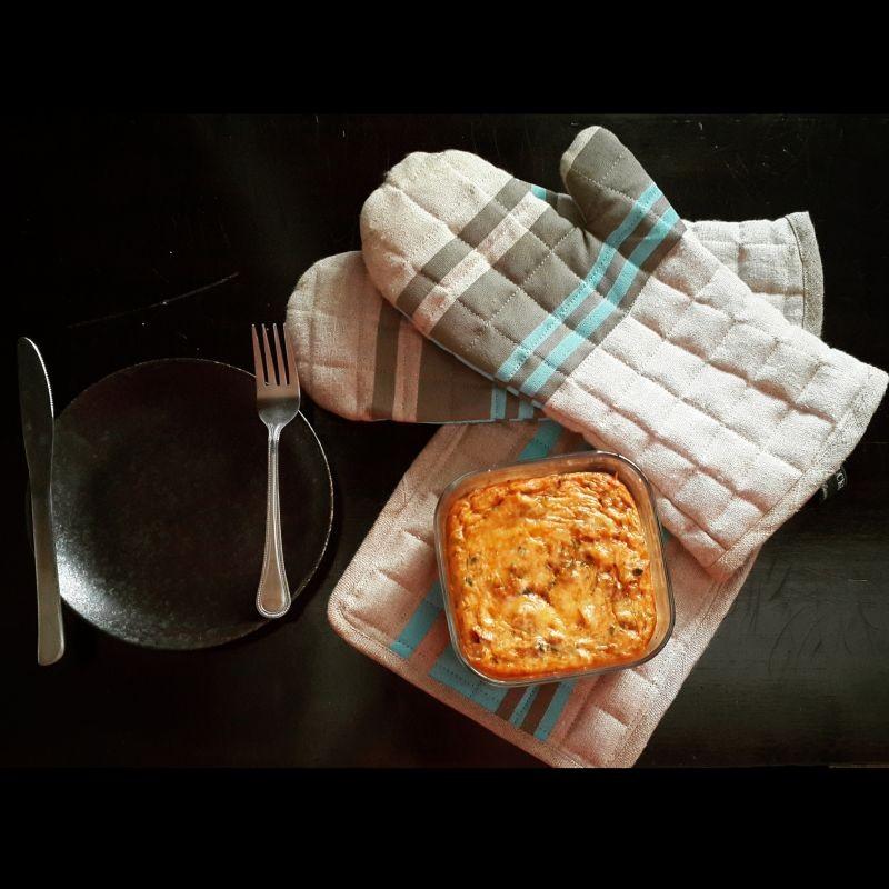 Photo of Mutton Keema Pie by Disha Khurana at BetterButter