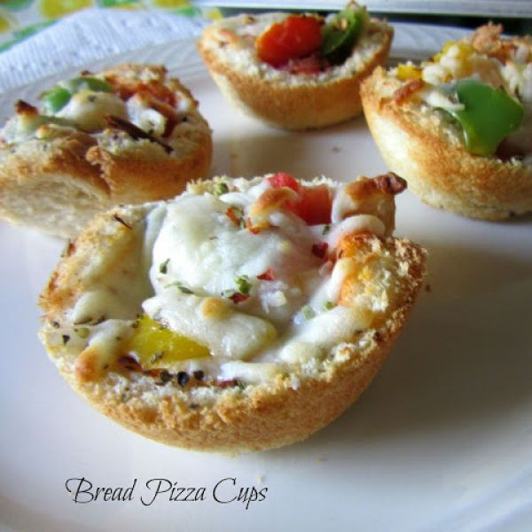 Photo of Bread Pizza Cups by sapana behl at BetterButter