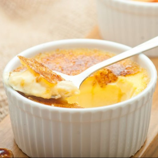 Photo of Creme Brulee by BetterButter Editorial at BetterButter
