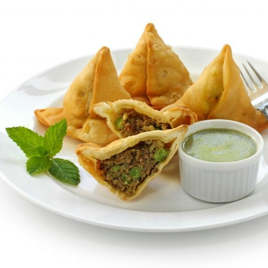Photo of Keema Matar Samosa by BetterButter Editorial at BetterButter