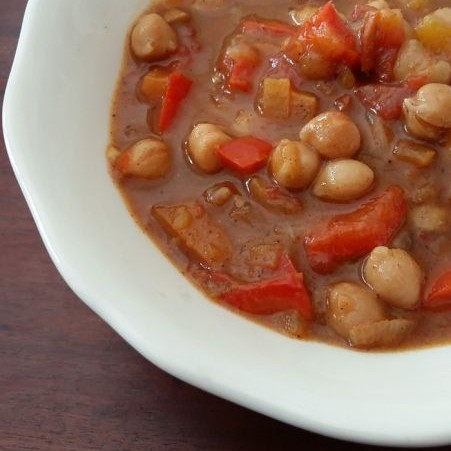 Photo of Moroccan Chickpea Stew by Bindiya Sharma at BetterButter