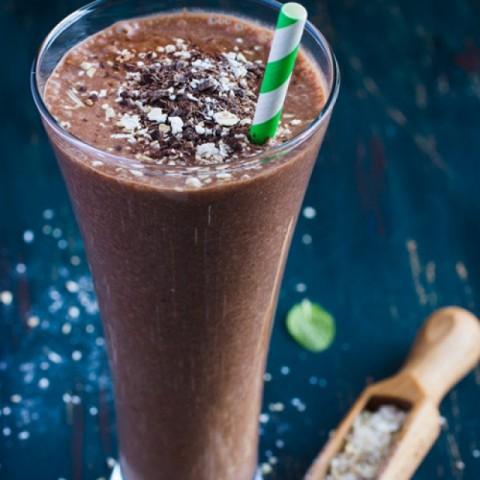 Photo of Thick Chocolate Malt Shake by Sujata Limbu at BetterButter