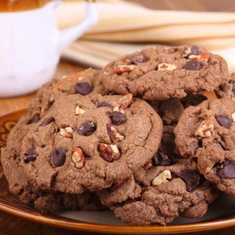 Photo of Chocolate chip walnut cookies by Sujata Limbu at BetterButter