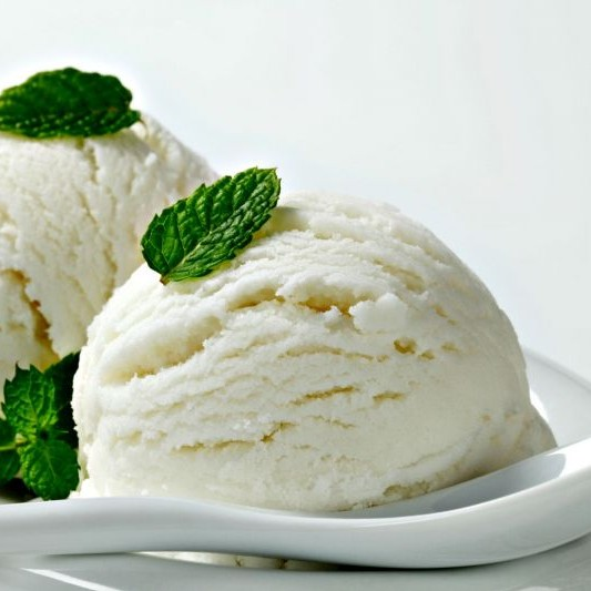 How to make Eggless Vanilla Ice Cream